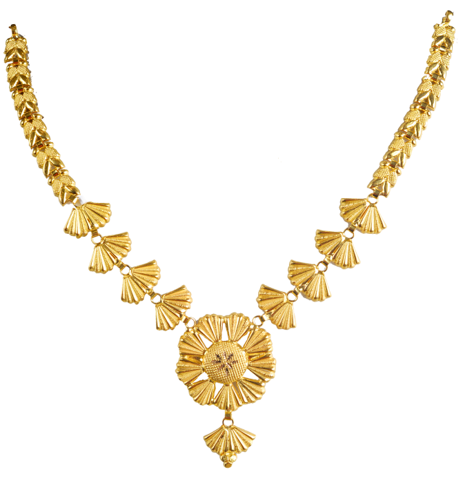 Gold necklace designs png. Thanmay n kerala design