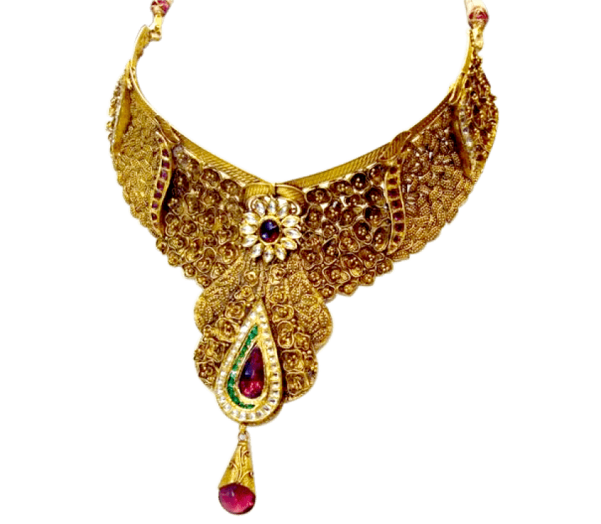 Gold necklace png. Free images toppng transparent