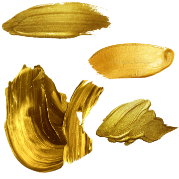 Gold paint png. Images vectors and psd