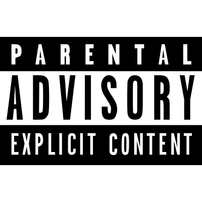 Parental Advisory Transparent PNG Pictures