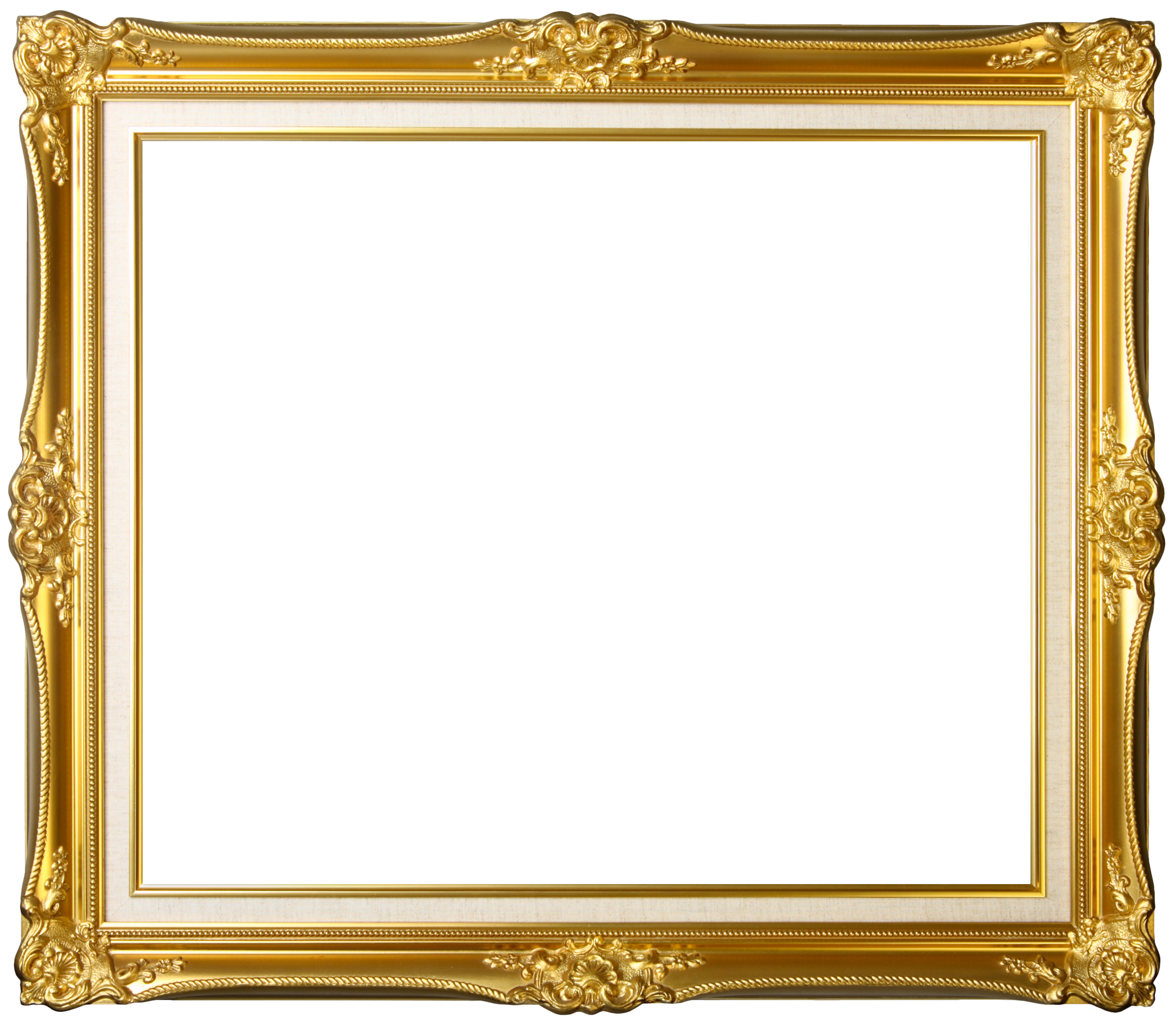 Gold picture frame png. Transparent image gallery yopriceville