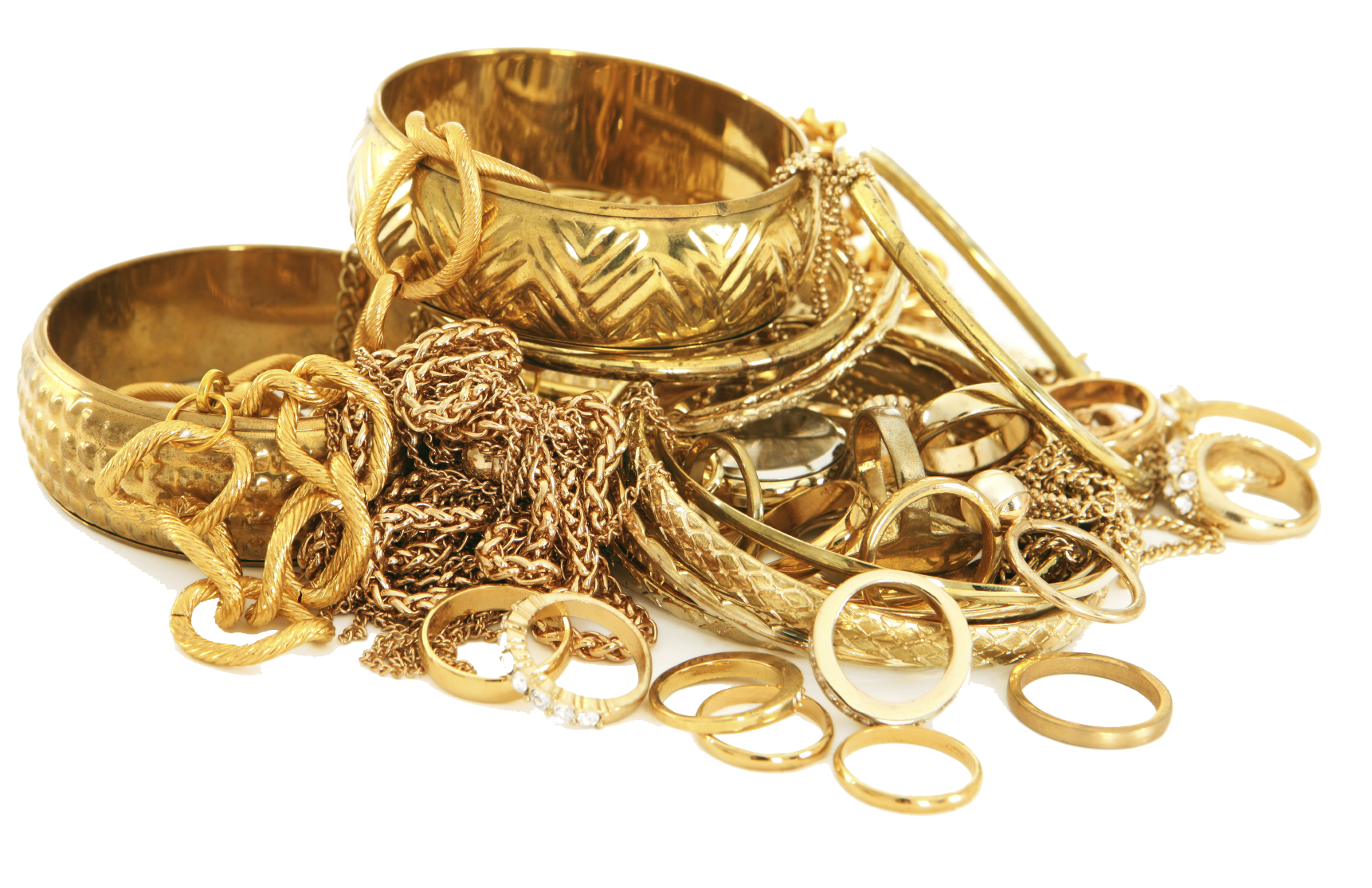 Gold png. Jewelry pic mart