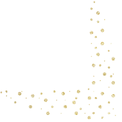Gold polka dots png. About we cant wait