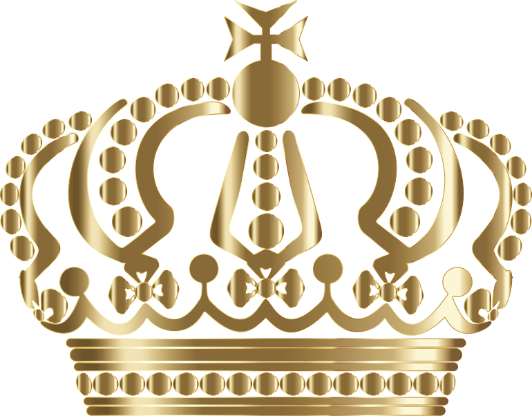 Gold queen crown png. Encode clipart to base