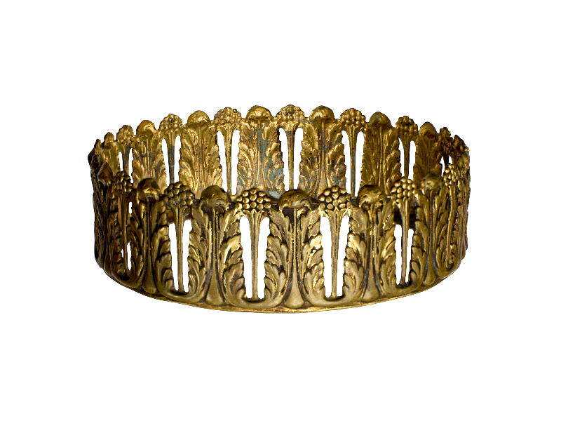 Gold queen crown png. Isolated objects textures for
