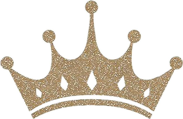 Gold queen crown png. Mask sticker by nastya