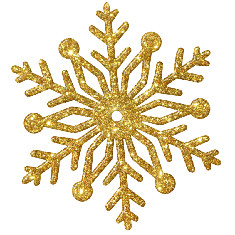 Gold snowflake png. Kk by kkgraphicdesigner on