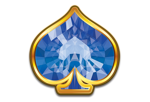 Gold spade png. Golden global aruze gaming