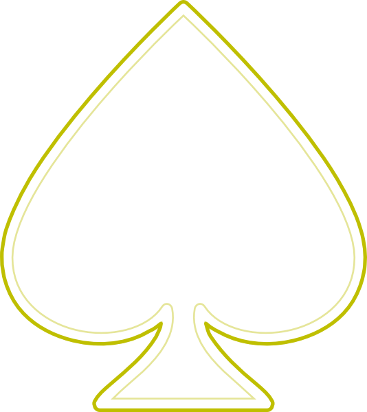 Gold spade png. Integration ascension clip art