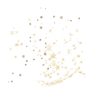 Gold sparkle png. Stars christmas ftestickers tumblr