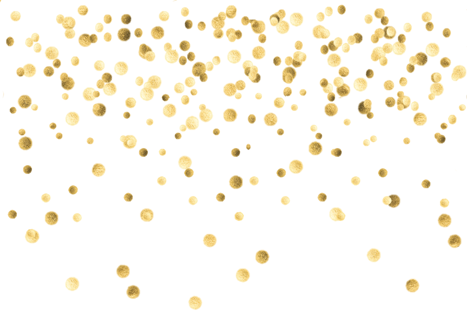 Gold sparkle png transparent. Confetti goldconfetti overlay freetoedit