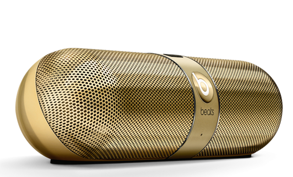 Gold speakers png. Beats by dr dre