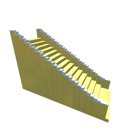 Gold stairs png. Don t move you