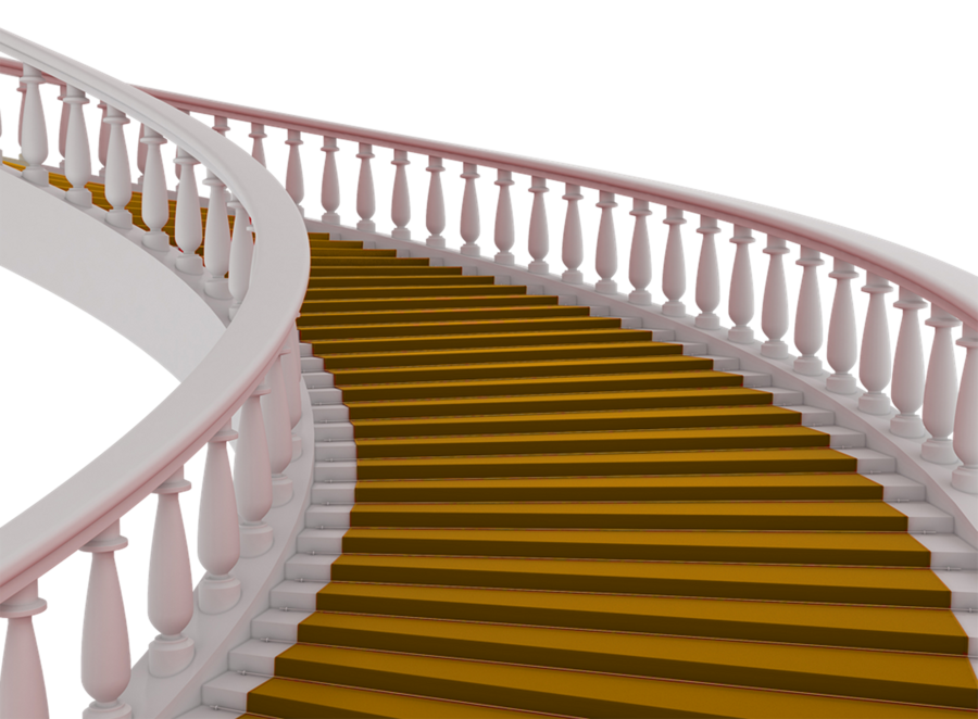 Gold stairs png. Carpet by mysticmorning on