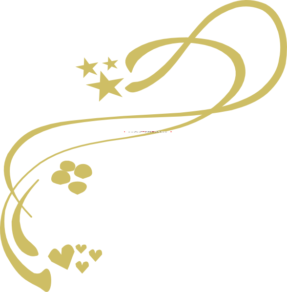 Gold swirl design png. Clip art at clker