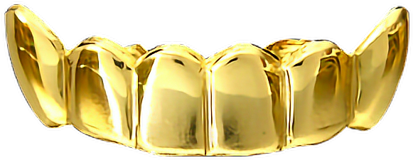 Gold tooth png. Download hd teeth transparent