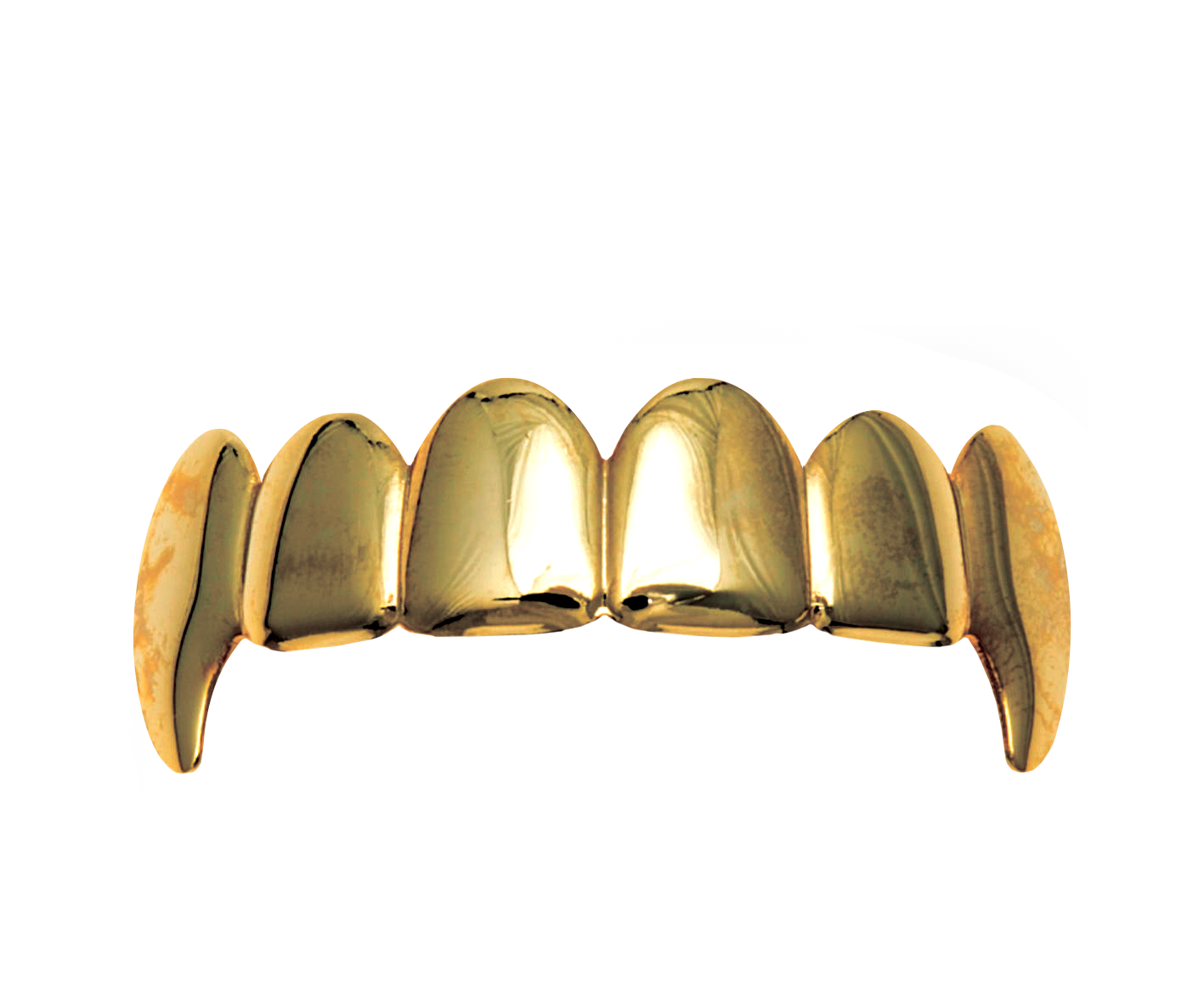 Teeth grills png. Gold grill jewellery tooth