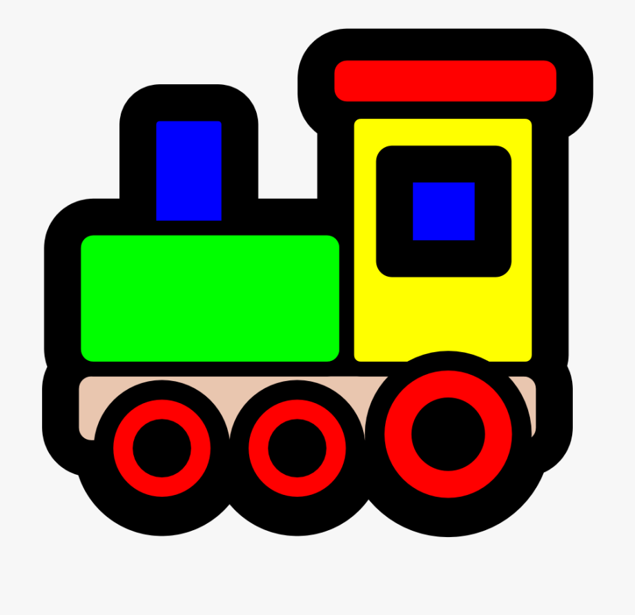 Small locomotive. Download for free png