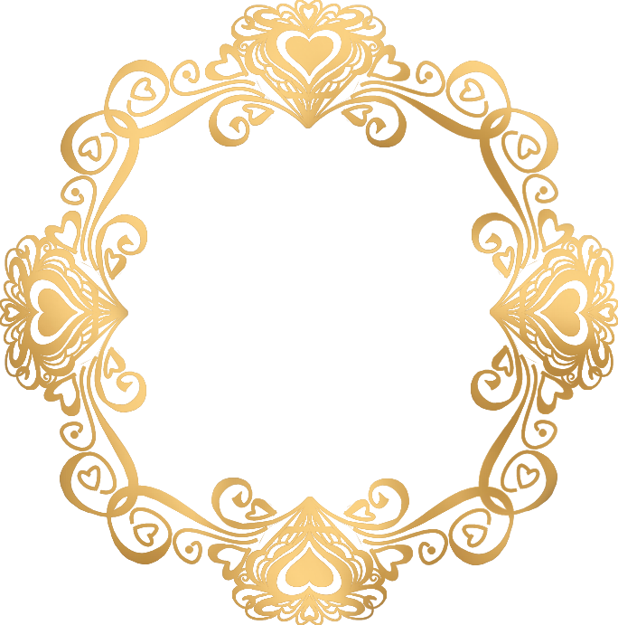 Border templates gorapia valentinegoldframe. Luxury vector vintage gold frame clip free library
