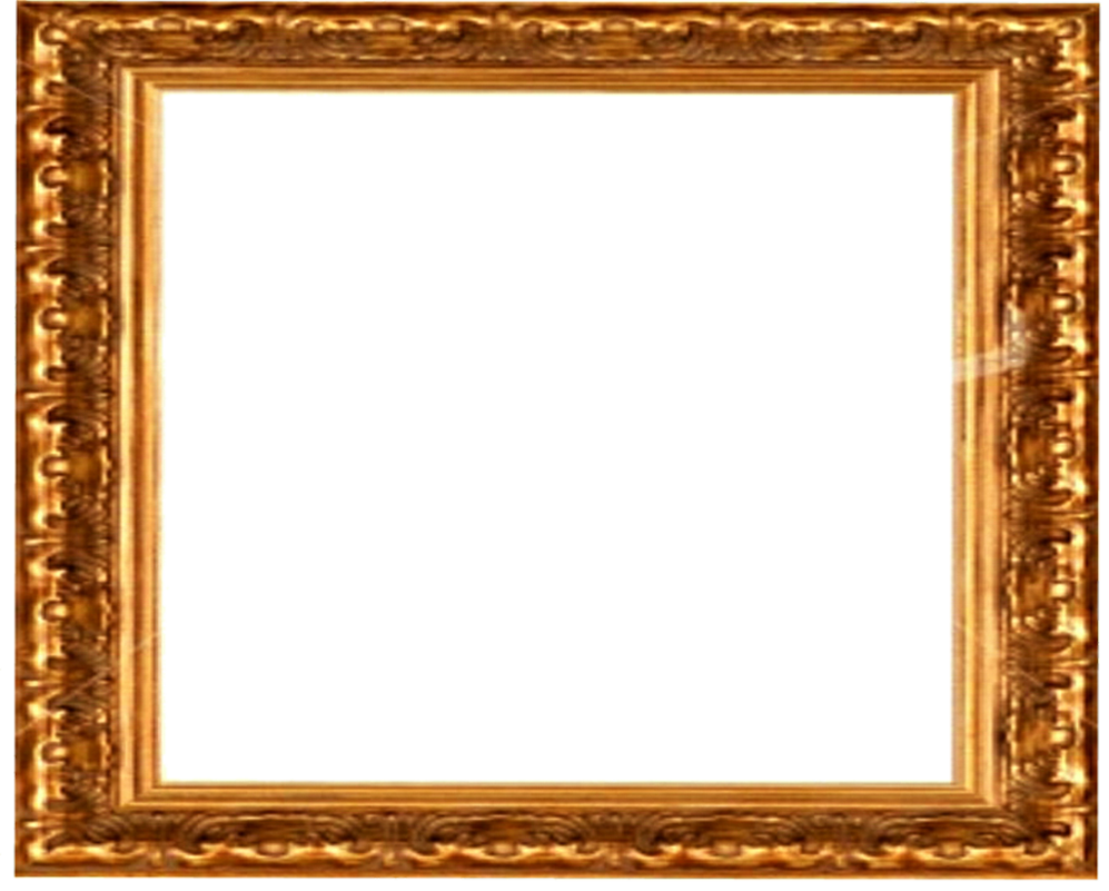 Antique by jeanicebartzen on. Gold vintage frame png royalty free