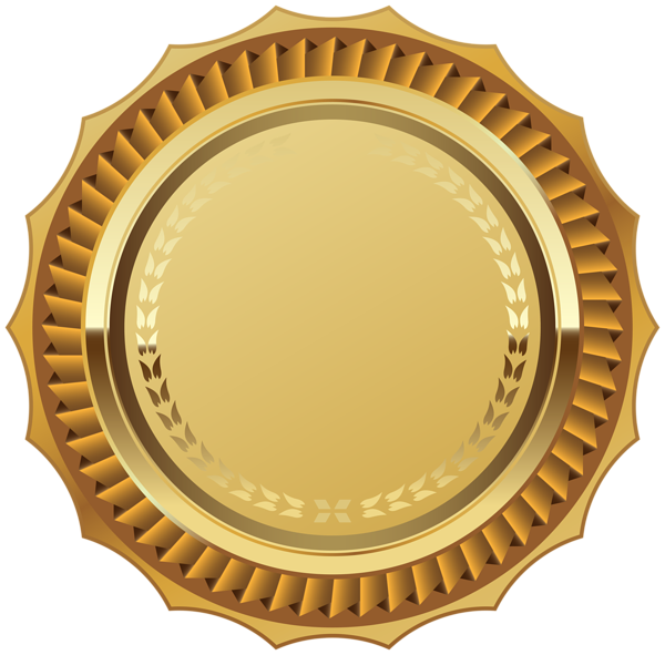 Gold wax seal png. Hd transparent images pluspng