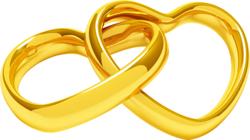 Gold wedding png. Ring images peoplepng com
