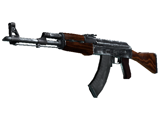 ak drawing weapon