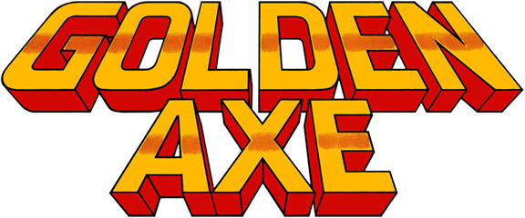 Golden axe png. Pixelatedarcade logo