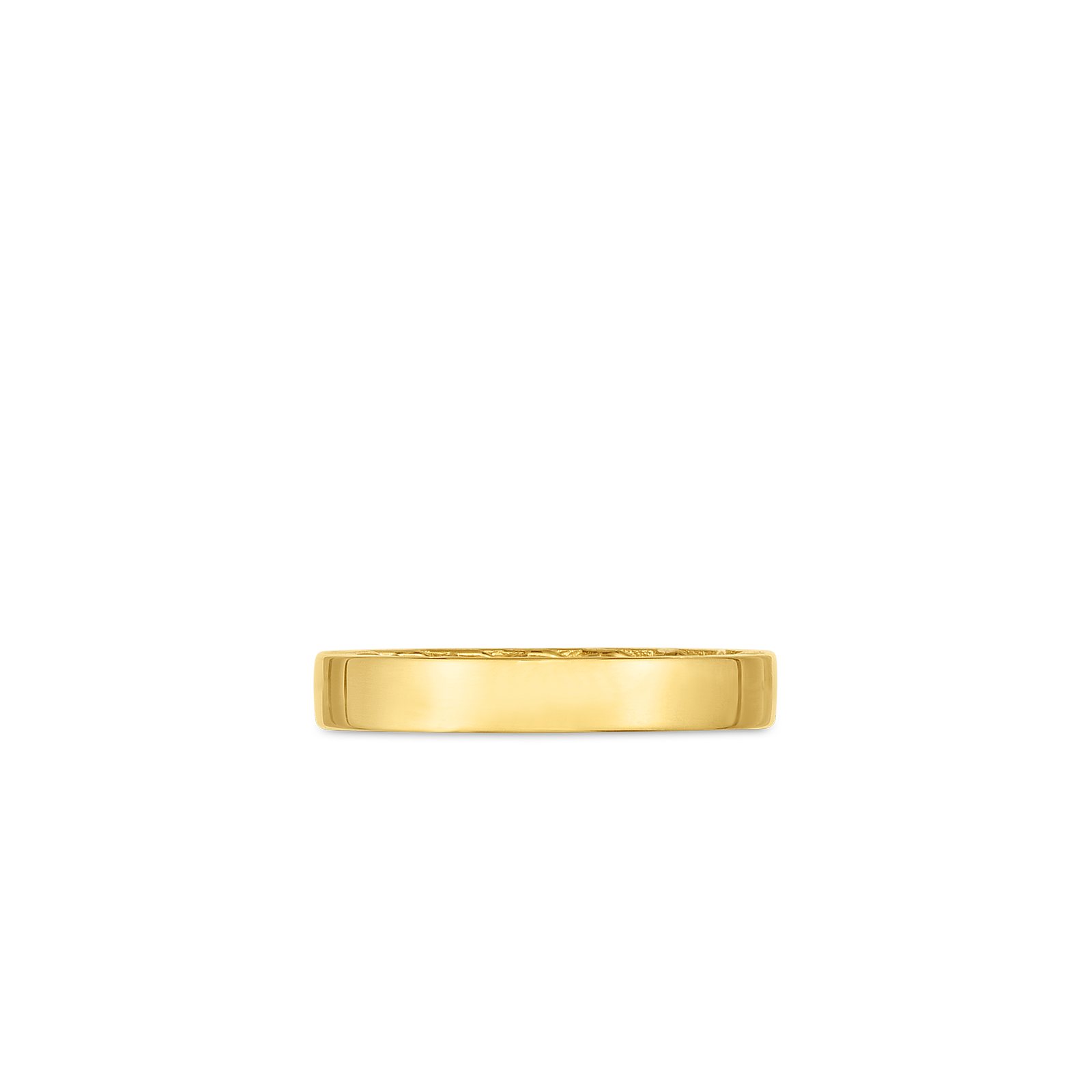 Golden band png. Italian gold gate ring