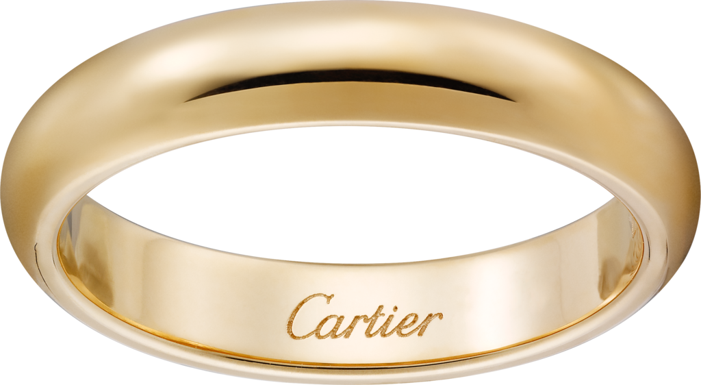 Golden band png. Crb wedding yellow gold