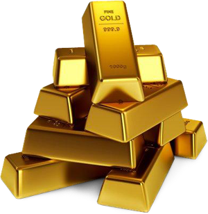 Gold png. Transparent free images only