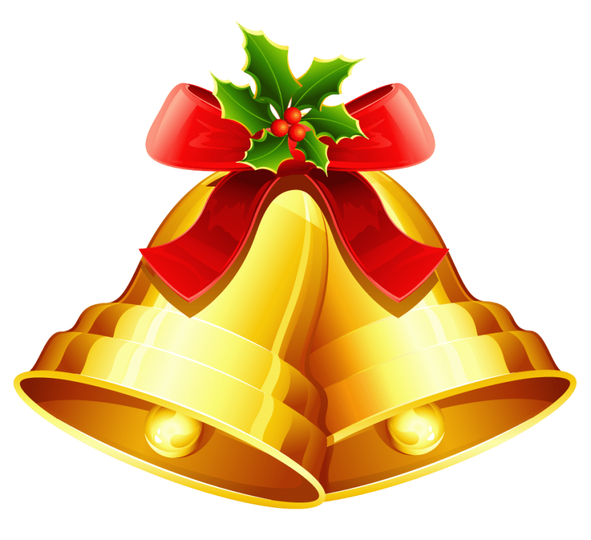 Golden bell png. Christmas free images toppng