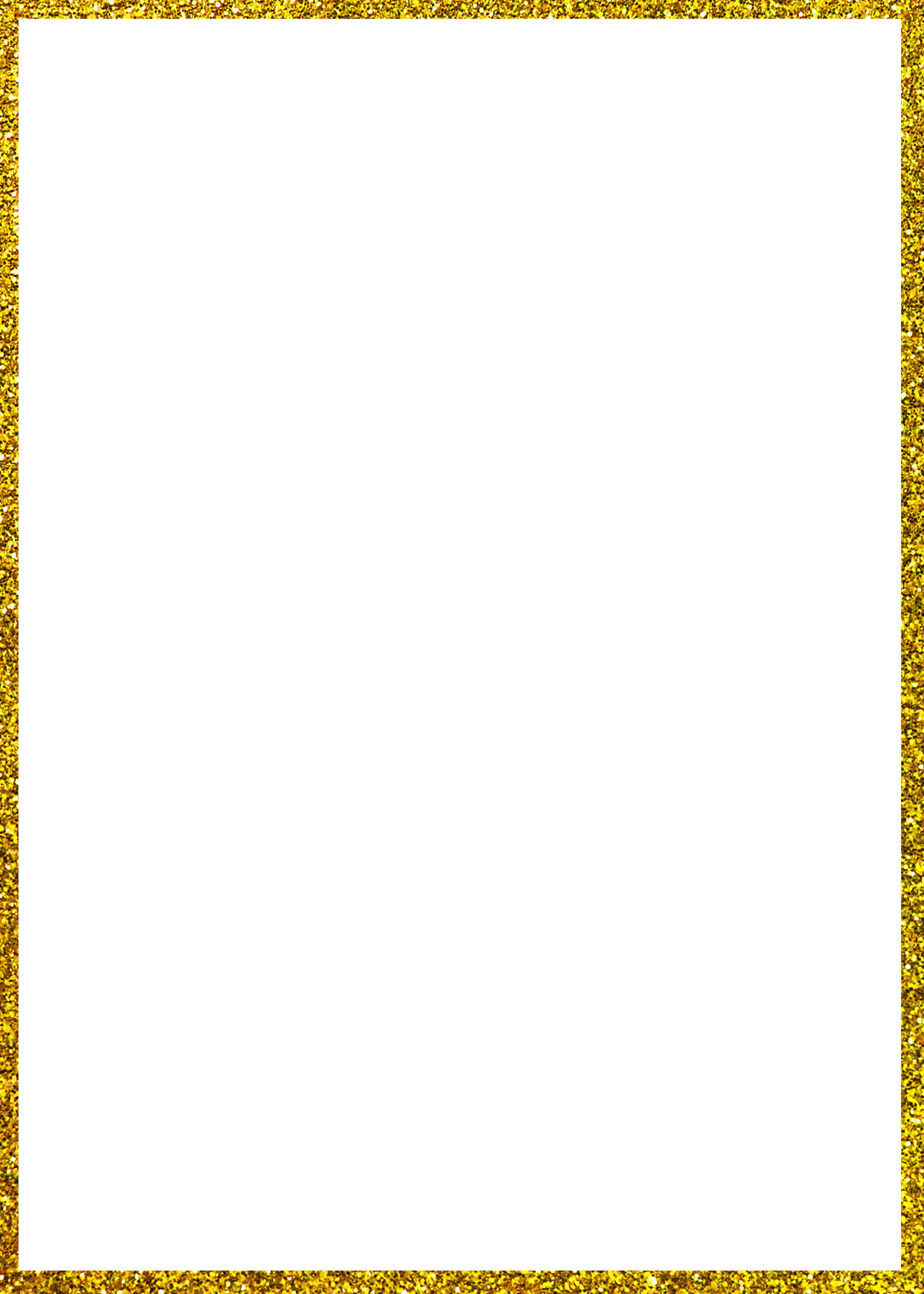 Golden border png. Gold frame simple square