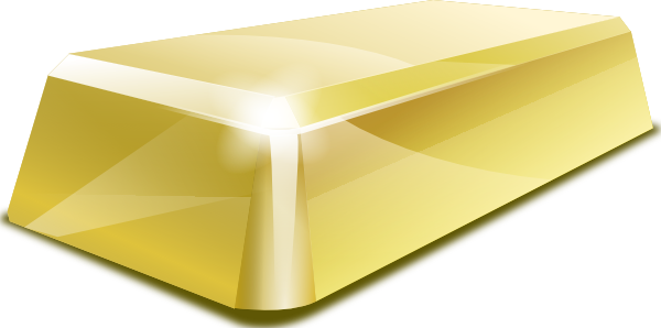 Golden clipart graphic royalty free stock