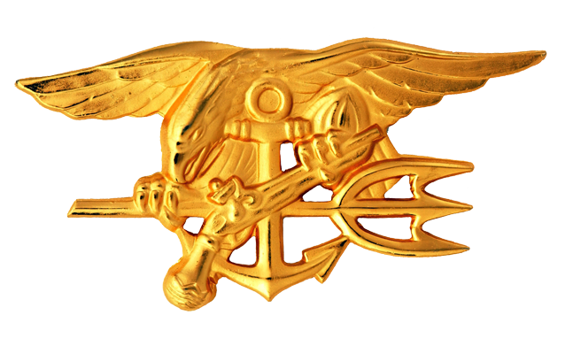 Trident clipart golden. The navy dads has