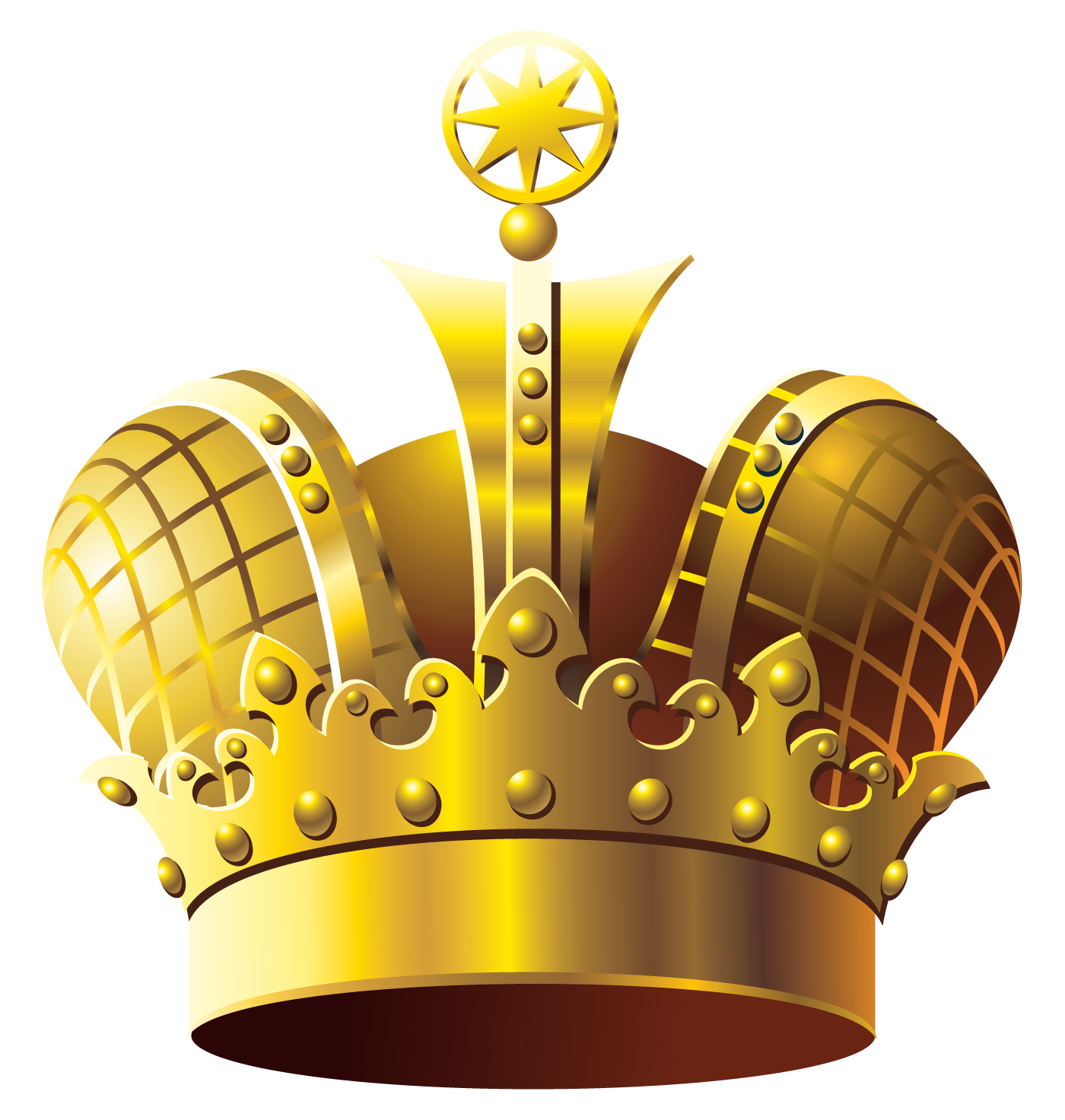 Golden m png. Crown clipart gallery yopriceville