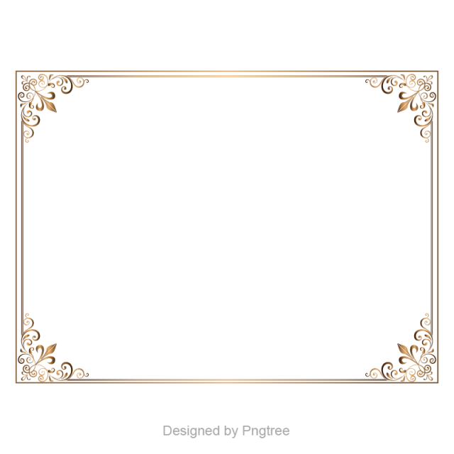 Vector gold paint. Golden background border boundary