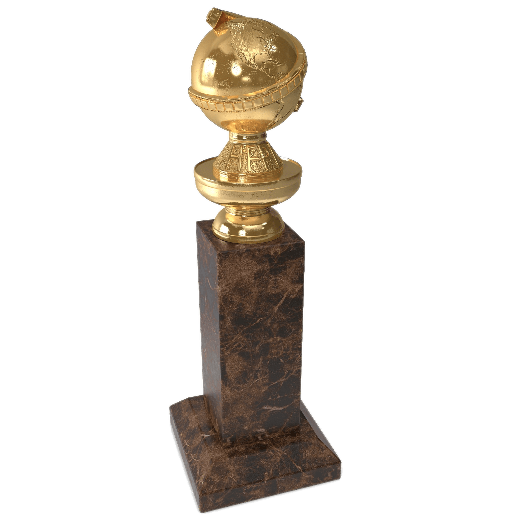 Award transparent golden. Globe png stickpng download