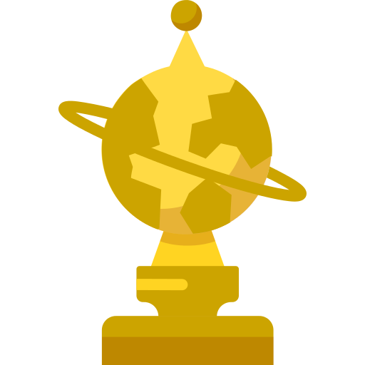 Golden globe png. Icon repo free icons