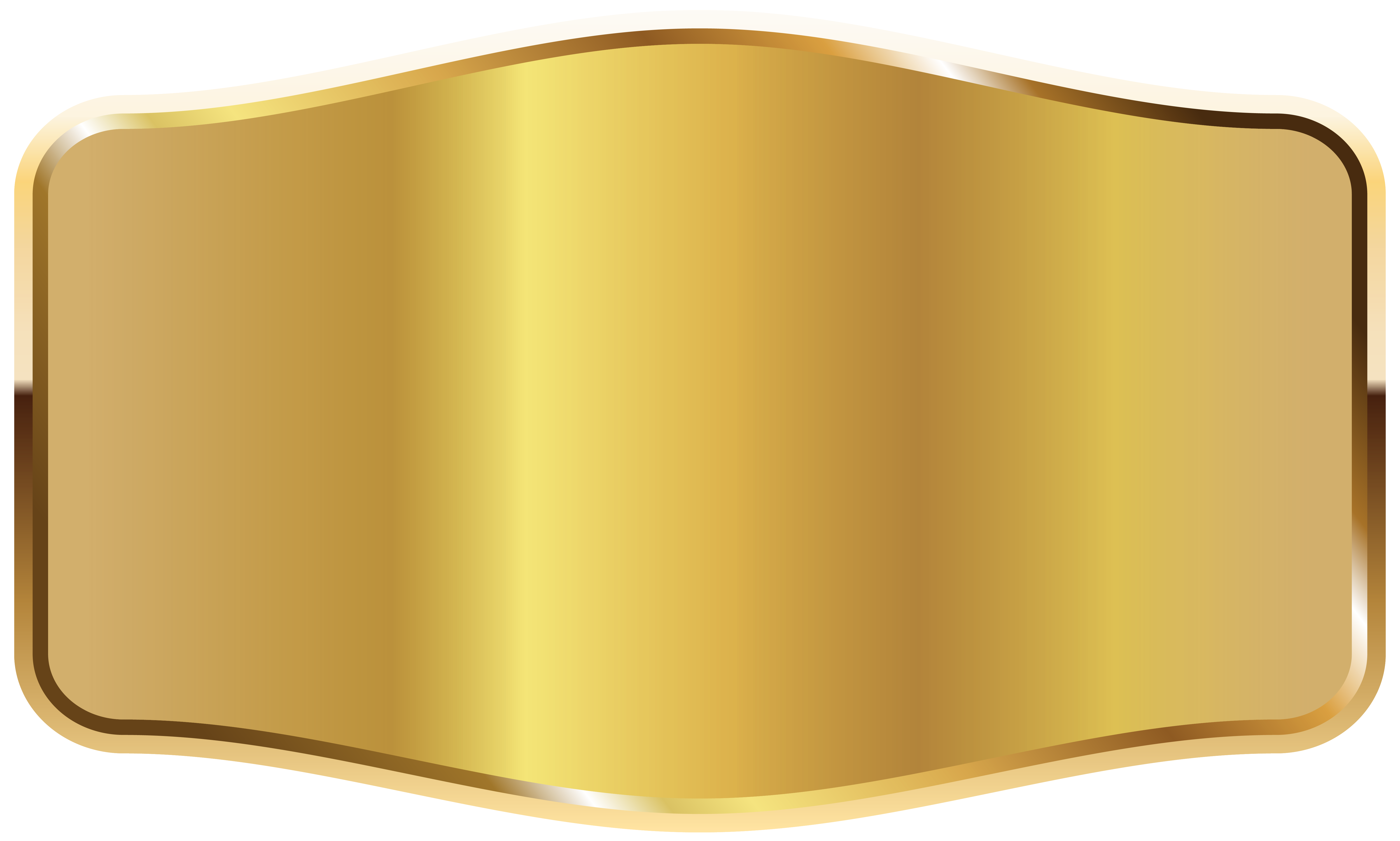 Golden label png. Gold clipart picture gallery