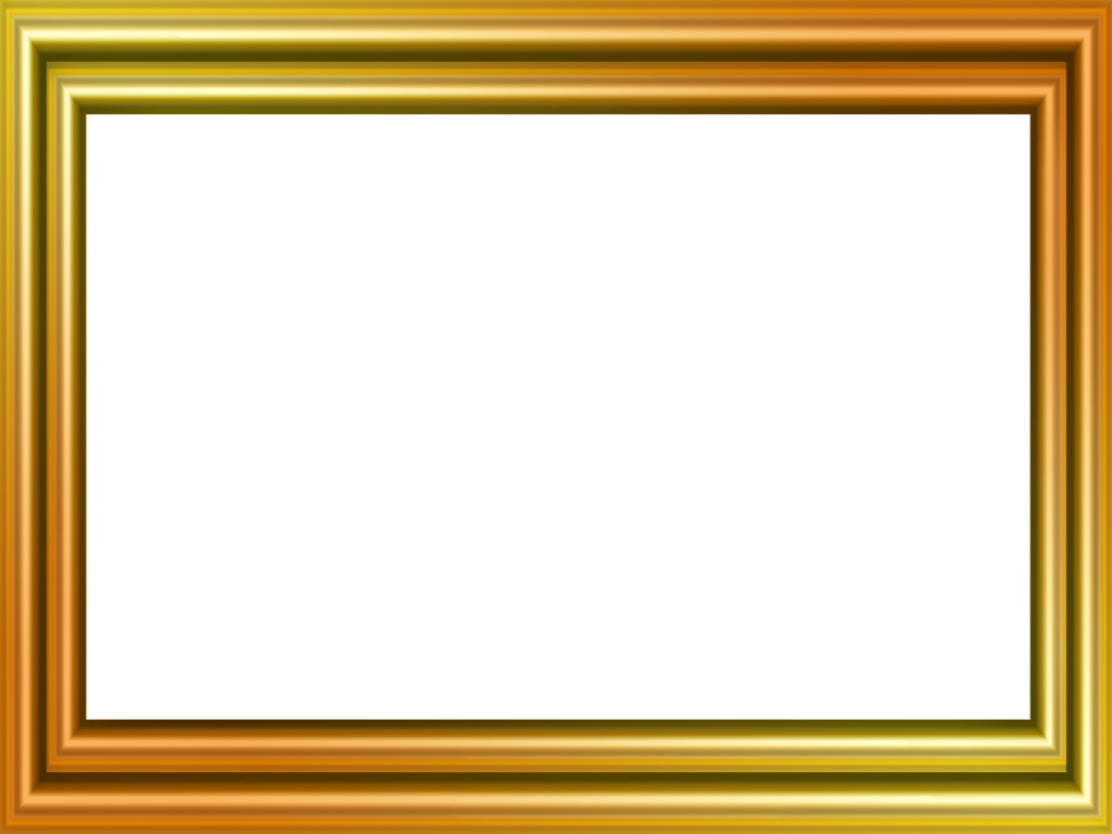 Golden picture frame png. Pic peoplepng com