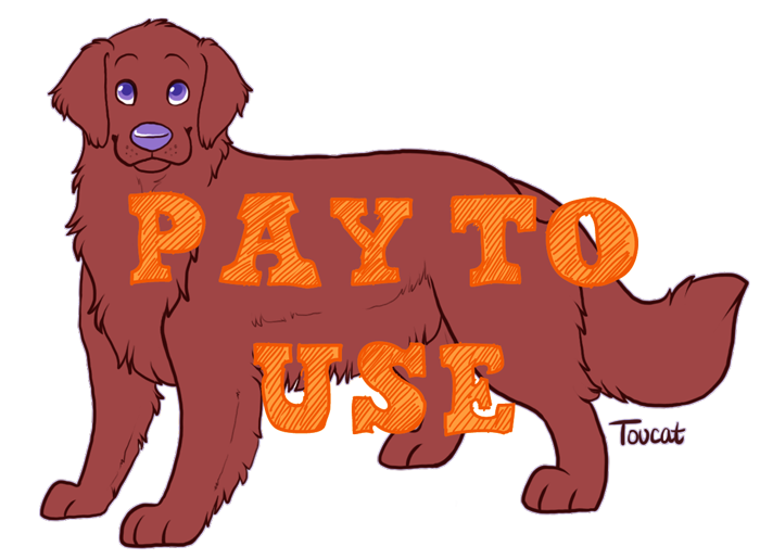 Golden retriever clipart orange dog. For free download and