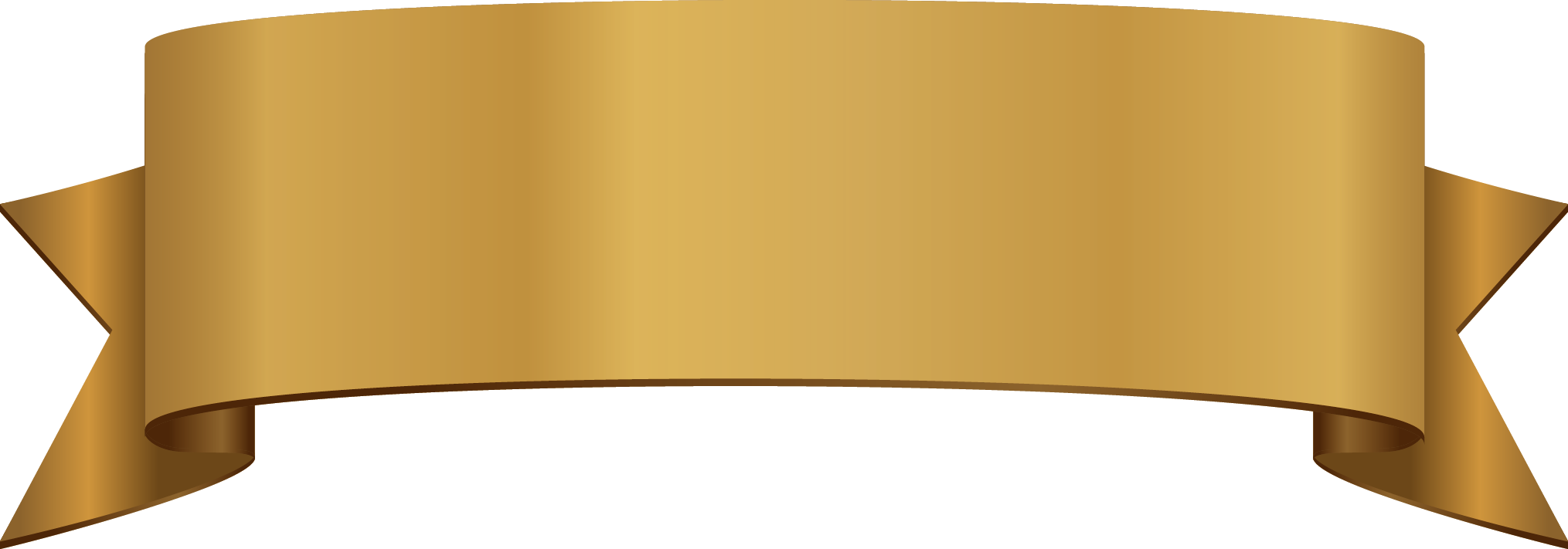 Golden ribbon png. Euclidean vector gold pattern