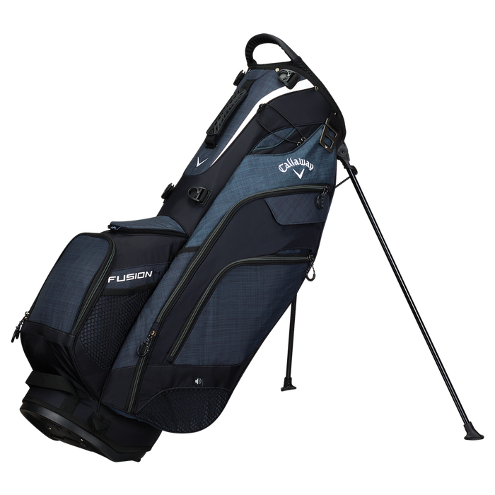 Golf bag png. Fusion stand spr