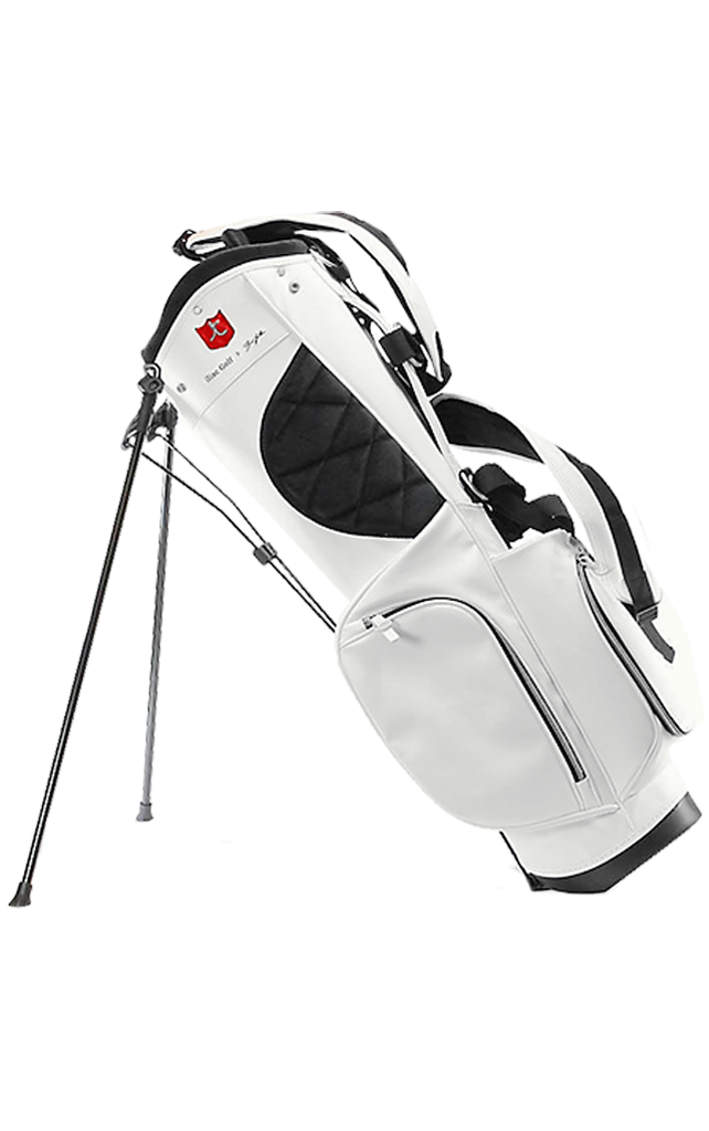 Golf bag png. Purist stand pure white
