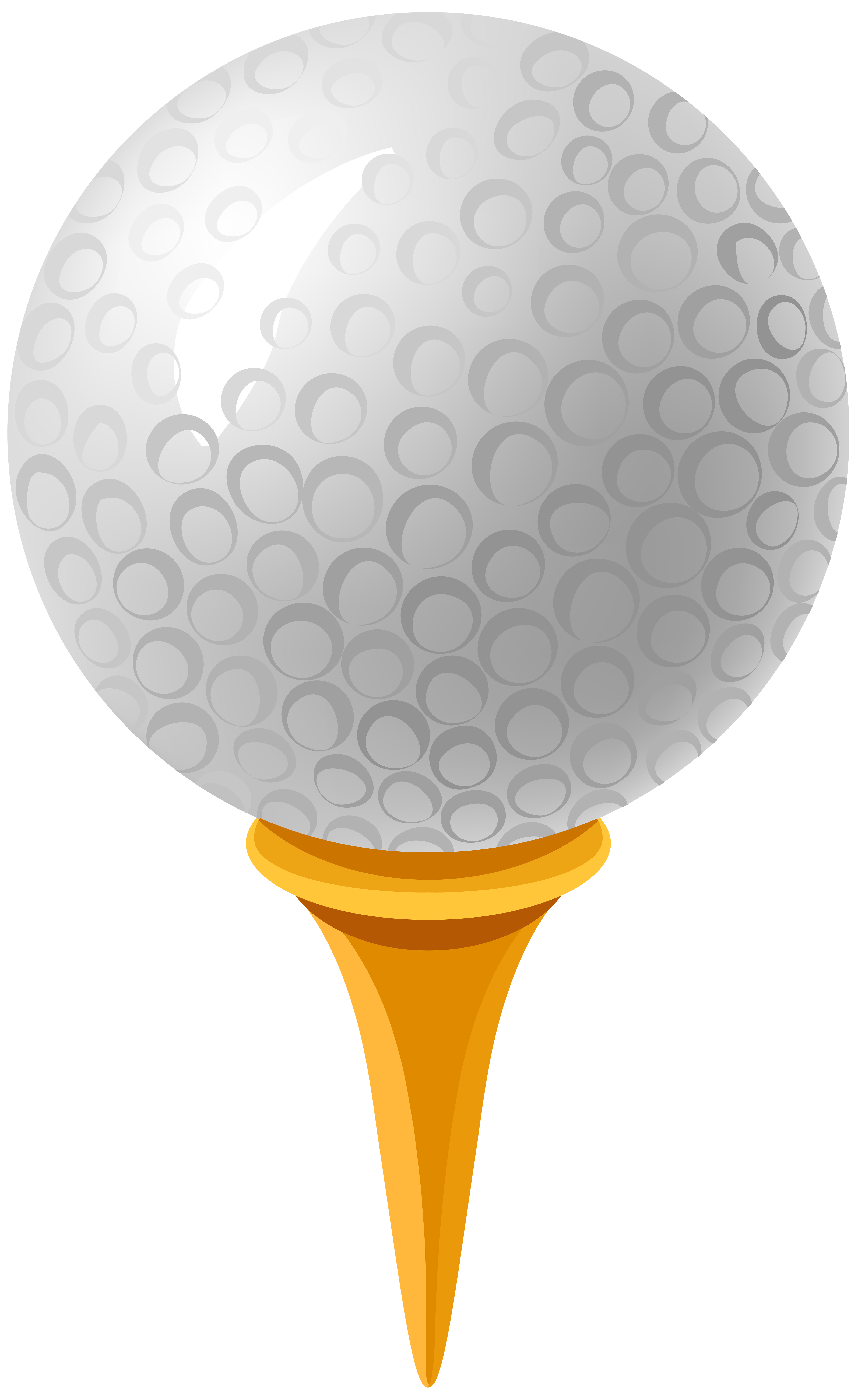 Golf ball clipart png. Clip art image gallery