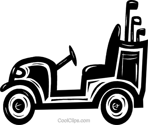 Golf cart silhouette png. Clipart group royalty free