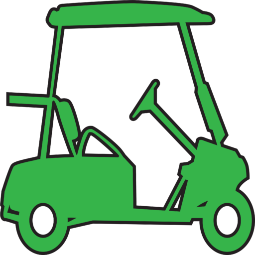 Golf cart silhouette png. Lester carts serving the