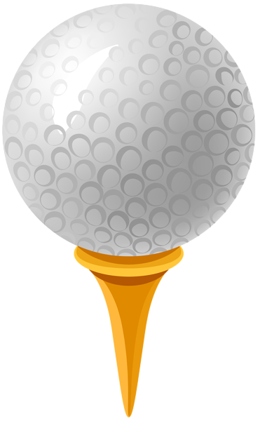 golf tee and ball png