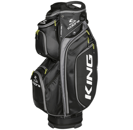Putter clip golf bag. The best cart bags